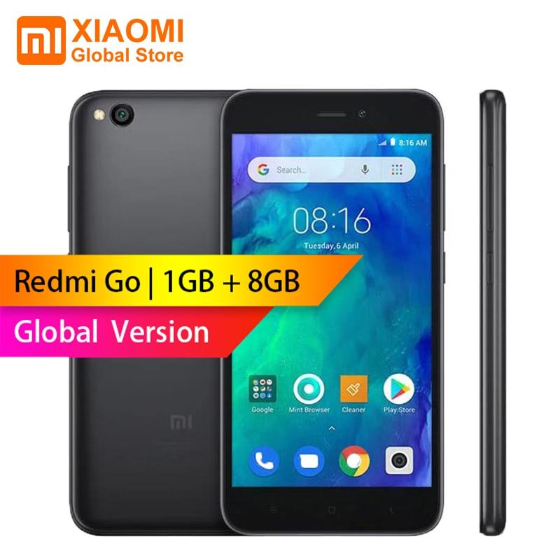 Version mondiale-Xiaomi Redmi GO 1 GB RAM 8 GB ROM Snapdragon 425 Quad Core 5.0