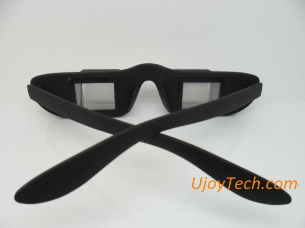 New Design Novelty Creative Gift Lazy Glasses, Periscope Glasses when lying at bed for reading and watching TV, Free Shipping
