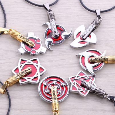 Naruto Emblem Necklace