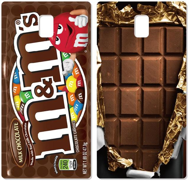 coque samsung a3 2017 chocolat