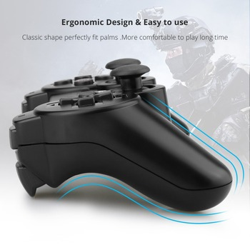 Gamepad Wireless Bluetooth Joystick For PS3 Controller Wireless Console For Playstation 3 Game Pad Joypad Games Accessories 5