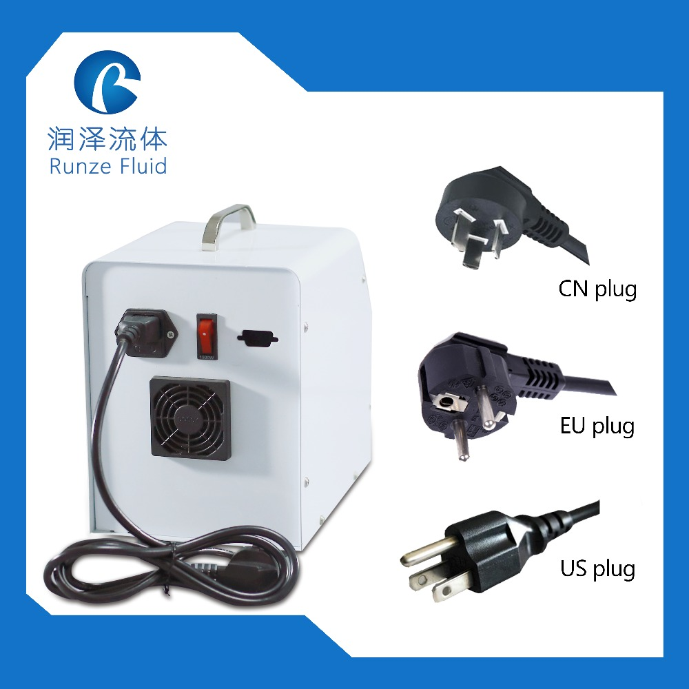 0 1750ml min Flow Adjustable Vegetable Oil Peristaltic Pump Food Grade US EU Plug in Pumps from Home Improvement