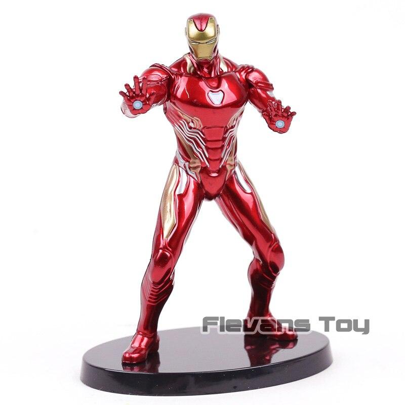 Marvel Avengers 3 Infinity War Thor Doctor Strange Hulk Iron Man Statue PVC Figure Collectible Model Toy