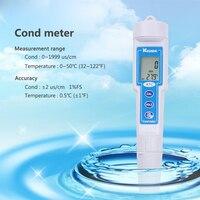 Pen Type Conductivity Meter TDS Meter Digital Portable Tester Measurement Range 0 1999 uS
