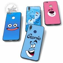 Smile For Funda Huawei P20 lite Case for Coque Huawei NOVA 3 3i Case for Huawei P20 P30 Pro P Smart 2019 P8 P9 P10 lite Cases стоимость