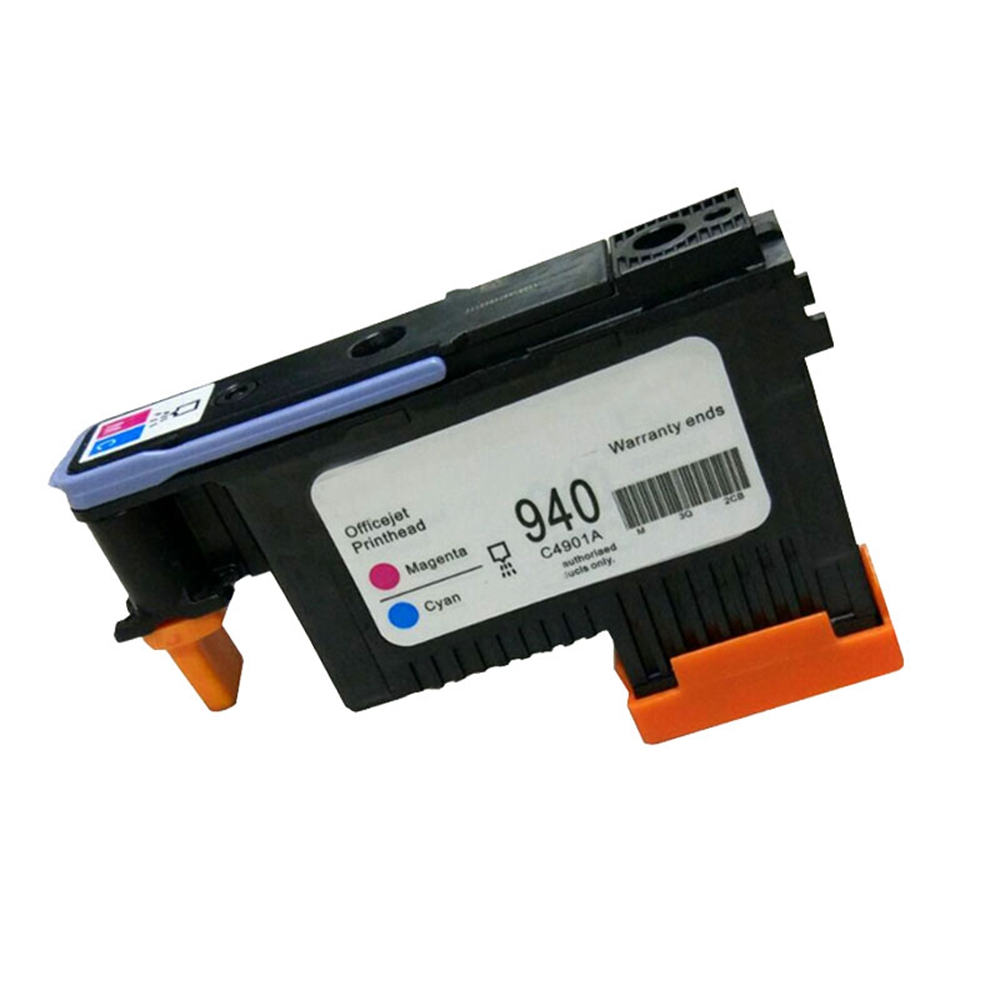HP 940 MAGENTA CYAN PRINTHEAD C4901A for HP OfficeJet Pro 8500 8000