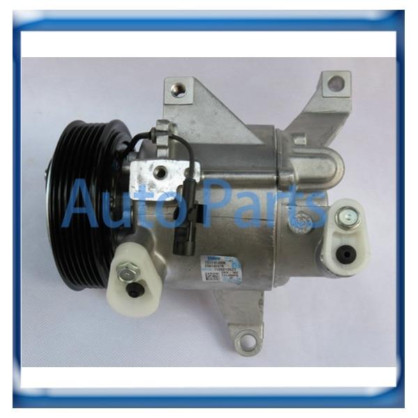 DKV10Z Compressor for Subaru XV Crosstrek Foresrter 2 5L 73111FJ040 73111F J040 Z0021226A 73111 FJ000