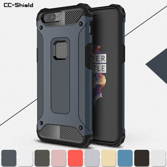 Armor Case for OnePlus5 A 5000 OnePlus 5 Phone Bumper Fitted Case for 1Plus  1+