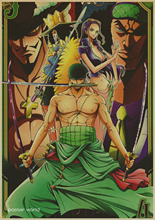 One Piece Vintage Posters