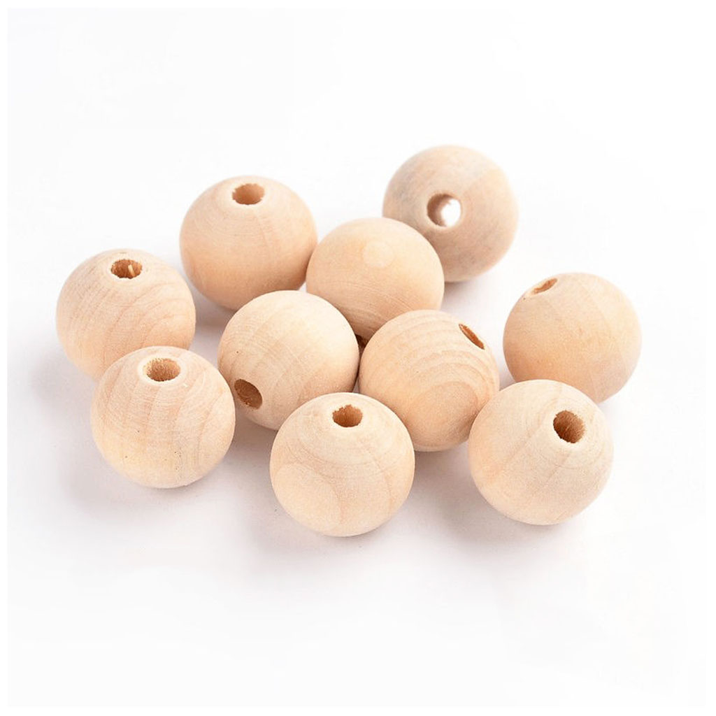 Aliexpress Com Buy Fityle 50pcs Natural Wooden Unpainted Craft