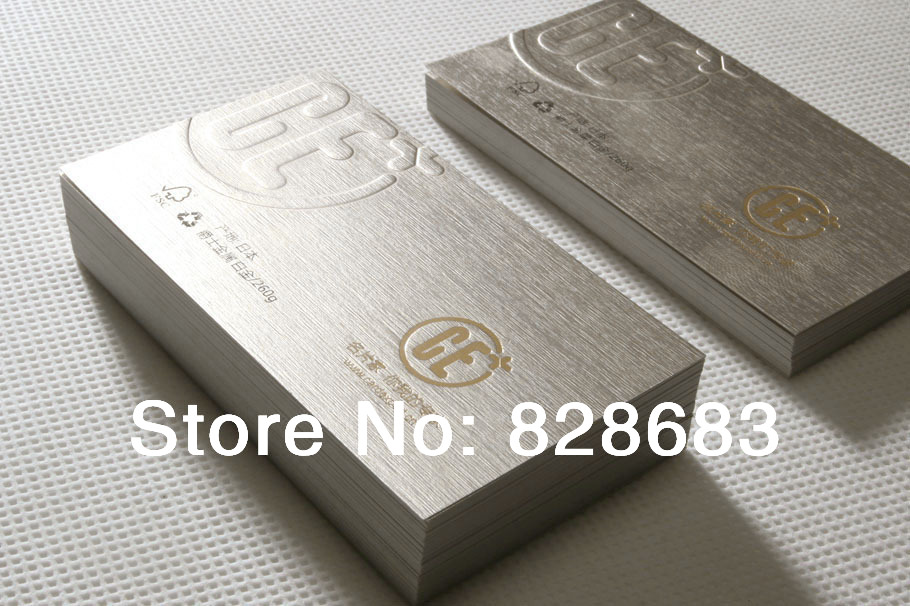 buy metallic paper business cards and get free shipping on aliexpresscom - Business Card Paper