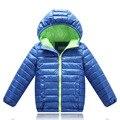 2017 fashionwinter muchachos encapuchados abrigo de invierno los niños chaquetas de invierno niños niños ropa niños chaqueta parka chaquetas abrigos niños