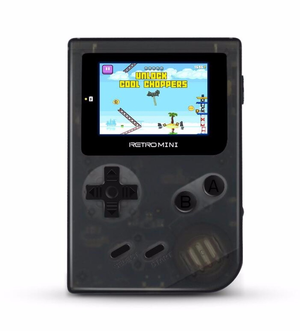 2.0 HD Screen 32Bit Handheld Game Console Retro Mini Vedio Game Player Built in 32 Classic Games Support TF Card Download Games