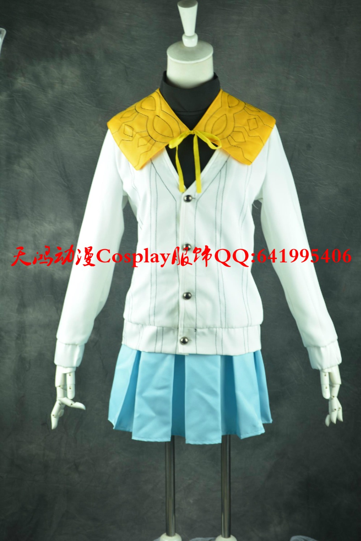 2016 Tokyo Ghoul Hinami Fueguchi Cosplay Costume