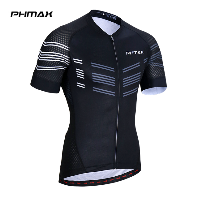 2ced94716 PHMAX Pro Breathable Cycling Jersey Summer MTB Bike Clothes Racing Bicycle  Clothing Ropa Maillot Ciclismo Cycling Clothing 2018