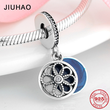 1d985ebd9 Romantic love 925 Sterling Silver Melt my Heart Charms for Jewelry making  Pendants Fit Original Pandora