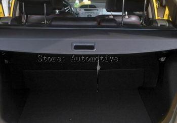 Tylny bagażnik samochodu tarcza bezpieczeństwa pokrywa bagażnika dla Honda FIT JAZZ 2014.2015.2016.2017 wysokiej jakości czarny beżowy akcesoria samochodowe