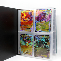 160 Cards Capacity Cards Holder Binders Albums For Pokemon CCG MTG Magic Yugioh Board Game Cards