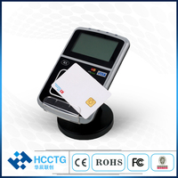 ACS Brand POS System EMV Payment USB Interface ACR123U Intelligent Contactless RFID Reader With LCD For ISO 14443 A B cards SDK