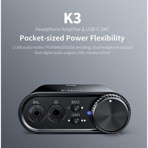 Image 2 - Усилитель звука FiiO K3