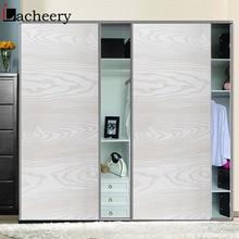 3M/5M DIY rustykalne drewno tapety rolki meble szafki drzwi do szafy pulpit samoprzylepne papier przylepny winylu wodoodporna folia
