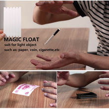 Loops Coil-Thread Gimmick-Props Magic Tricks Floating-Magie Magia Elastic Close-Up Invisible