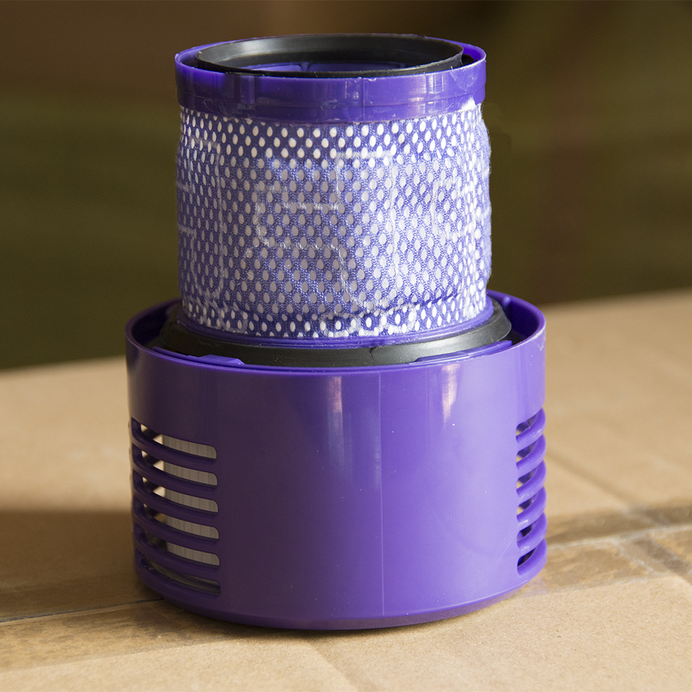 Washable Filter Unit for Dyson V10 SV12 Replacements Cyclone Animal Absolute Total Clean Vacuum Cleaner
