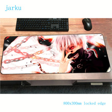 tokyo ghoul mouse pad gamer Personality 800x300x2mm notbook mouse mat gaming mou