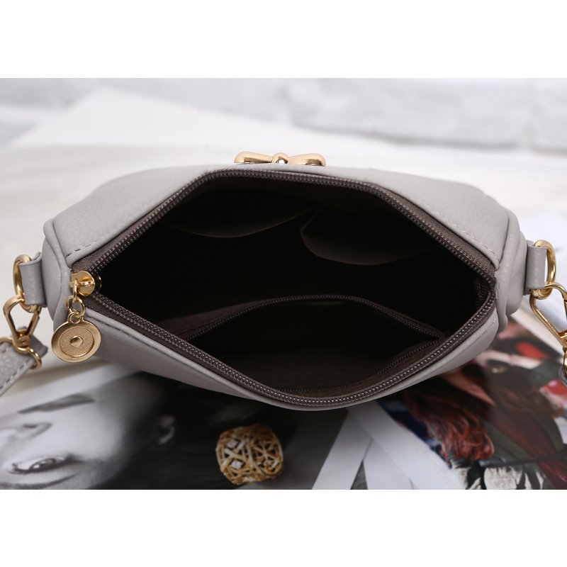 pequenos sacolas de mulheres bowknot New Women Bag : Yes