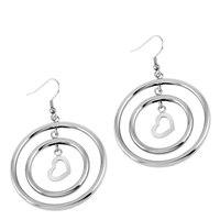 SWA 4 2018 fashion Earrings For Women Vintage Drop Earring Leopard Round Dangle Earrings For Women Jewelry Who