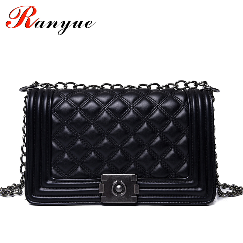 Fashion Diamond Lattice Women Messenger Bags Famous Brand Designer Chain Shoulder Bags Women Crossbody Bag Feminina Bolsas Sac 2017 hot fashion women bags 3d diamond shape shoulder chain lady girl messenger small crossbody satchel evening zipper hangbags