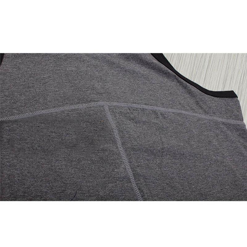 Slimming corset body shaper shapewear faja hombre cotton shirt bodysuit mens underwear camisa masculina body suits sleepwear 6