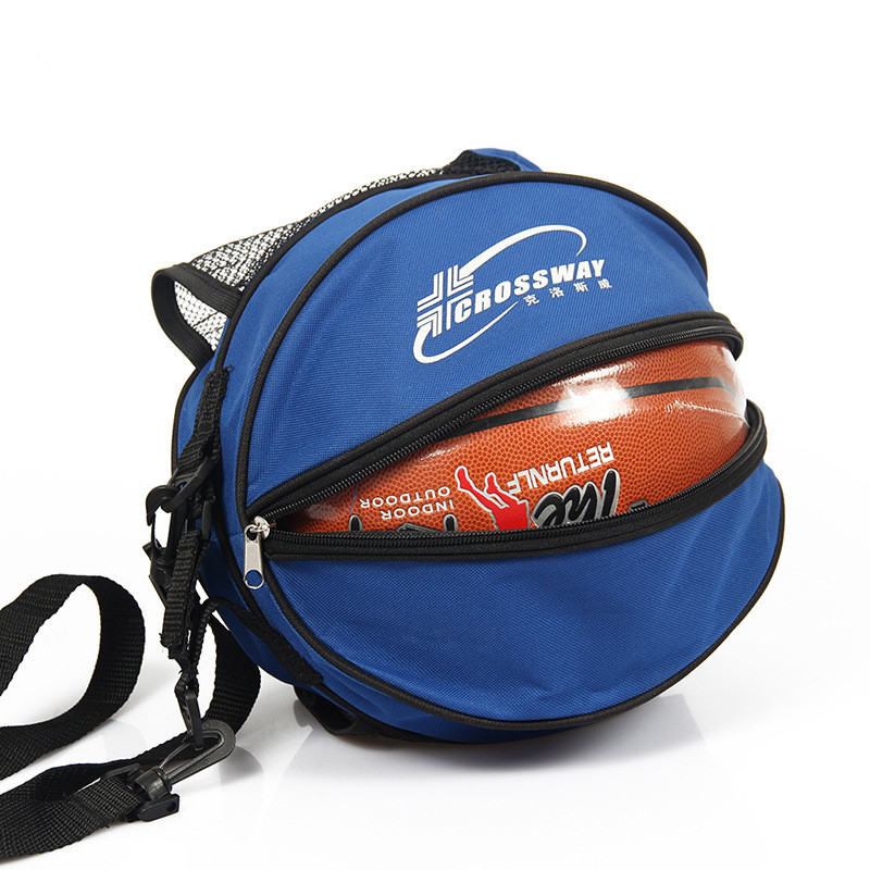 4 Colors Waterproof Adjustable Outdoor Basketball Football Volleyball Sports Shoulder Bags