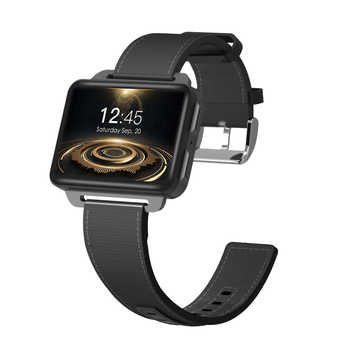 Update of DM98 DM99 3G network smartwatch Android 5.1 OS 1GB RAM 16GB ROM 2.2 inch IPS screen built in GPS wifi BT4.0