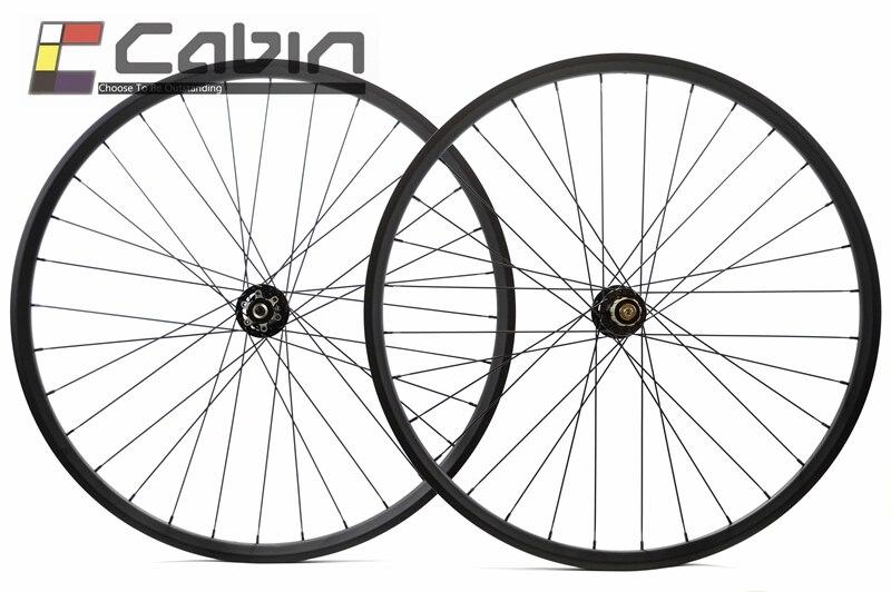 Outlet! 29er/27.5er MTB XC/AM hookless 27mm/35mm carbon wheels with Novatec 791/792 hubs no name sport bullet l 35mm d 27mm 15гр