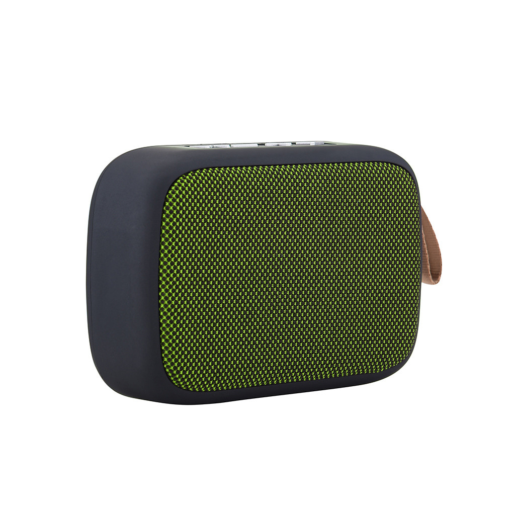 VOBERRY New Hi-Fi Portable Wireless Bluetooth Speaker With SD Card FM For Smartphone Tablet Laptop 5