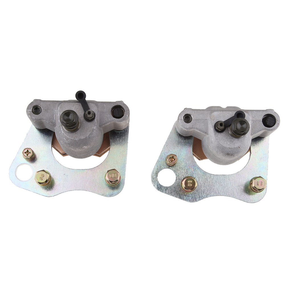 LEFT + RIGHT 2 X FRONT BRAKE CALIPER for Polaris SPORTSMAN 800 EFI 2010 2014-in ATV Parts & Accessories from Automobiles & Motorcycles    2
