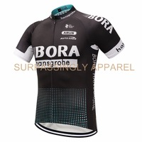 2018 Pro Mountain Downhill Bike DH MX MTB Team Bora Racing Clothes Off Road Motocross Jersey