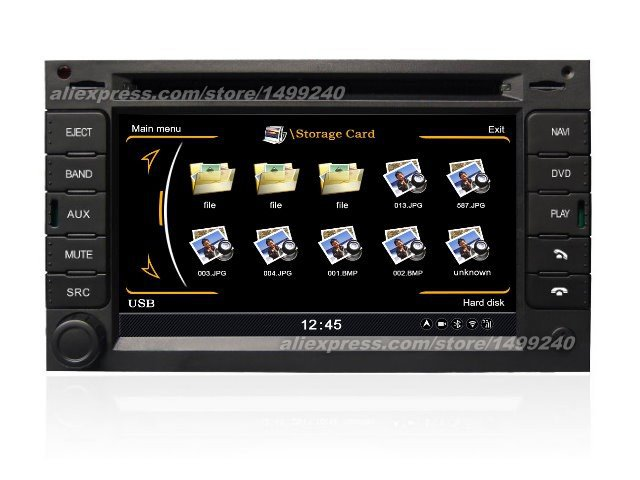 For Citroen Jumpy 2003 2004 2005 2006 2007 Car GPS Navigation System Stereo Radio CD DVD Player HD Screen Multimedia System|navigation system|gps navigation system|gps navigation - title=