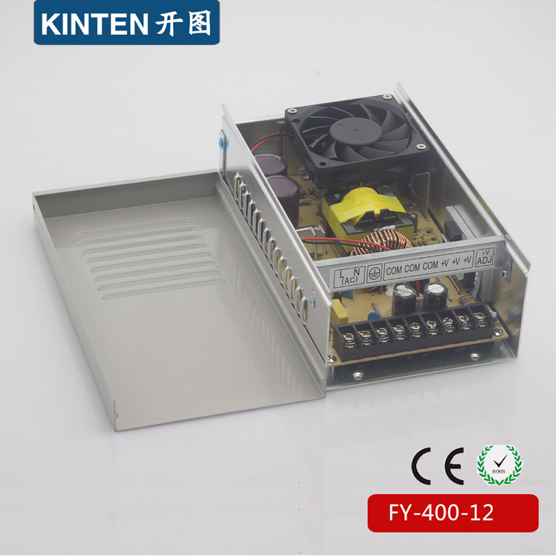 Здесь можно купить  400W 12V 33A Single Output Rainproof Switching power supply for LED Strip light AC to DC LED Driver FY-400-12 400W 12V 33A Single Output Rainproof Switching power supply for LED Strip light AC to DC LED Driver FY-400-12 Электротехническое оборудование и материалы