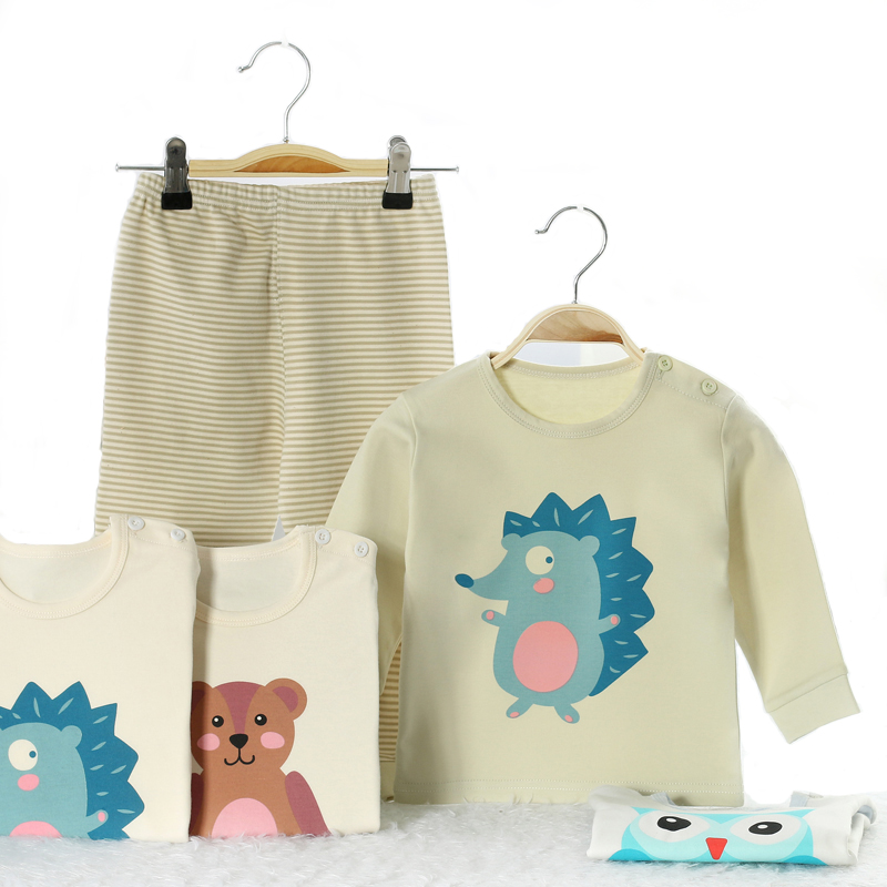 Fashion Baby Set,Organic Cotton Safe Fabric Boy Girl ...