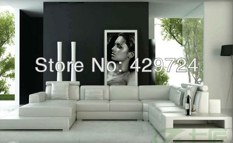 Luxus kanapé, Olaszország Design nagy méretű kanapék Valódi - Bútorok - Fénykép 3