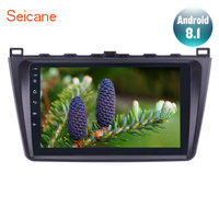 Seicane Android 8.1 2DIN Car Head Unit Radio Audio GPS Multimedia Player For Mazda 6 Rui wing 2008 2009 2010 2011 2012 2013 2014