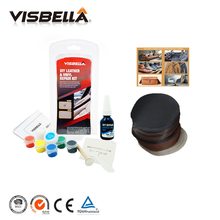 Buy Visbella Leather Vinyl Repair Kit Auto Car Seat Sofa Coats Holes Scratch Cracks Rips Liquid Leather Patch Repair Accessories directly from merchant!