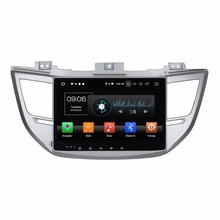 4GB RAM Octa Core 10.1″ Android 8.0 Car dvd Player for Hyundai IX35 Tucson 2015-2018 Radio GPS Bluetooth WIFI TV USB Mirror-link