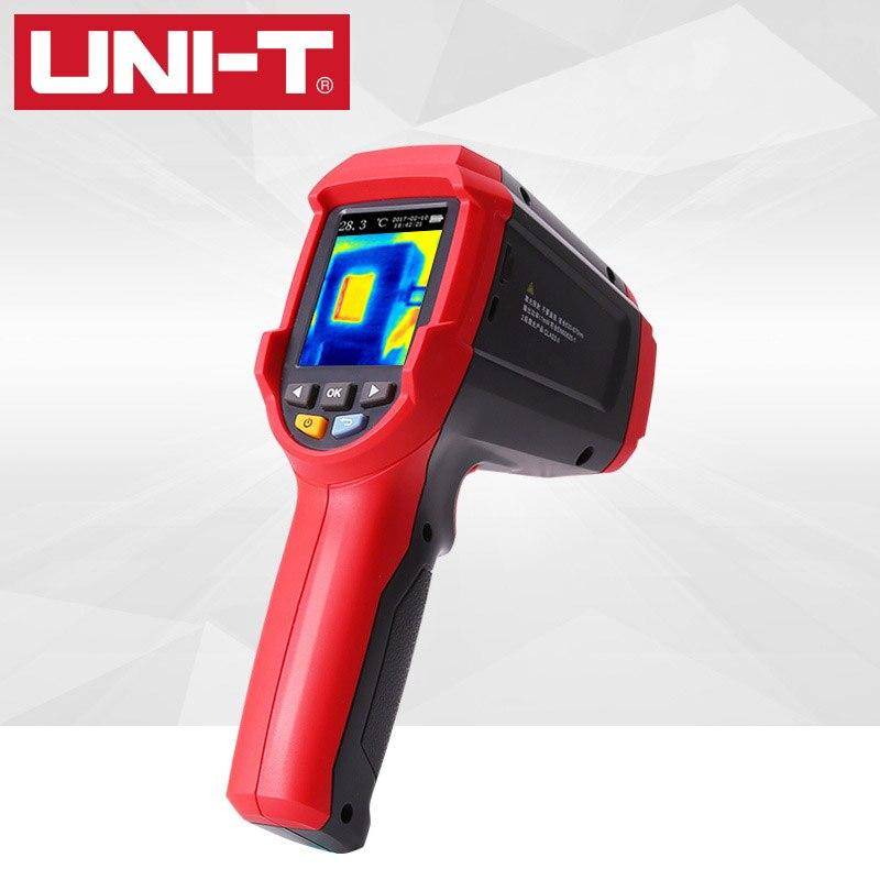 UNI-T UTi80 caméra d'imagerie thermique infrarouge thermomètre imageur-30C à 400C degré 4800 pixels haute résolution écran couleur