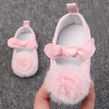 Baby Girl Princess Shoes Floral Soft Sole Moccasins Footwear