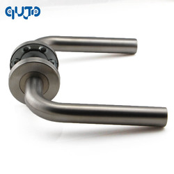 stainless steel  304 door handle,mortise lock of lever handle,gate handles, door handle for lever