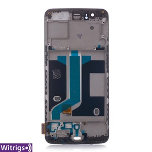 Image 3 - Witrigs For OnePlus 5 LCD Display Touch Screen Digitizer Assembly Replacement with Frame Fingerprint Scanner