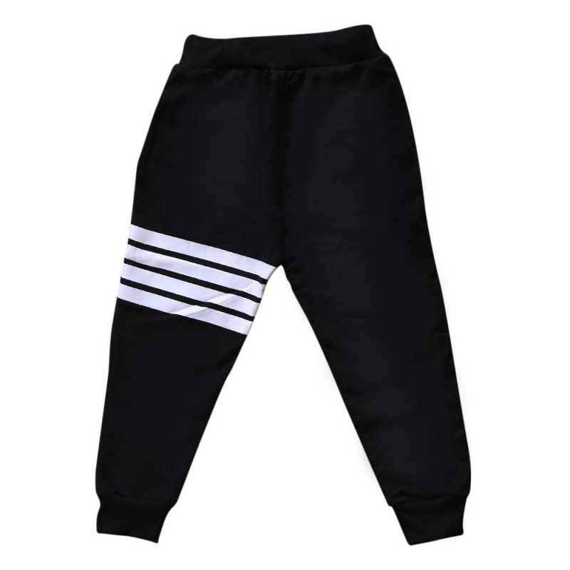 Kids Pants Baby Boys Casual Pants Kids Clothing Cotton Boys Long Trousers Baby Boys Clothing Sport Pants Spring 3